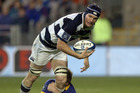 Ali Williams playing for Auckland in 2005. File photo / NZPA