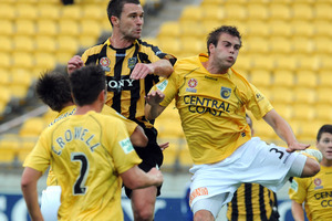 It's time for the Wellington Phoenix to deliver. Photo / File