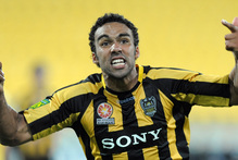 Striker Paul Ifill and the other Phoenix players are expected to earn their keep. Photo / NZPA