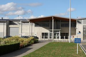Spring Hill Corrections Facility. Photo / NZPA Wayne Drought