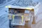 OceanaGold, which operates the Macraes gold mine, was down 3.2 per cent. Photo / NZPA