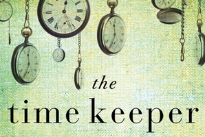 Book cover of The Time Keeper. Photo / Supplied