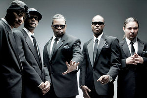Bone Thugz n Harmony are expected to announce new New Zealand tour dates after their weekend no show. Photo / Supplied