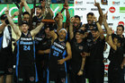 The Breakers have established one of the most stable squads in New Zealand sport and virtually all of the players who achieved back-to-back titles last season have returned. Photo / Dean Purcell