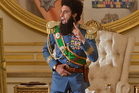 Sacha Baron Cohen as General Aladeen in The Dictator. Photo / Supplied