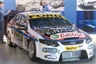 The factory Fords will head to this weekend's Bathurst 1000 emblazed with one of the brand's most famous looks.