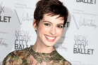 Anne Hathaway has married Adam Shulman in Big Sur, reports say. Photo / AP