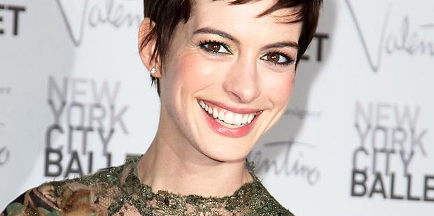 Anne Hathaway has married Adam Shulman in Big Sur, reports say. Photo / AP