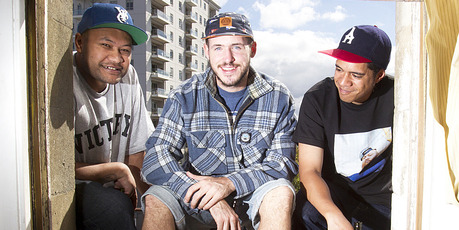 Home Brew have five nominations in the New Zealand Music Awards. Photo / Kellie Blizard