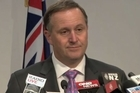 "Prime Minister John Key has been forced to defend a trip to Hollywood, labeling claims that he is getting too cosy with the US film industry in the wake of the Dotcom case as ""nonsense."""