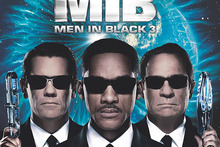 Men In Black 3 is out now on DVD. Photo / Supplied