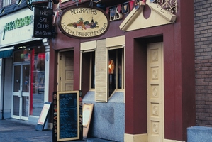 In most Irish towns, the pub trade is visibly shrinking. Photo / Thinkstock