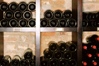 The size of wine bottles affects the rate they age in wine cellars. Photo / Thinkstock