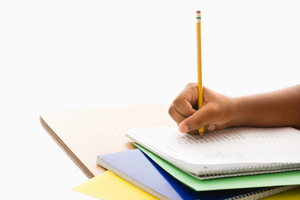 Many primary school children are not achieving government-set writing standards. Photo / Thinkstock