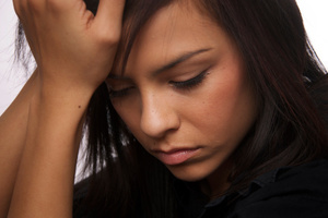 Women are more likely to feel guilt than men, research reveals.Photo / Thinkstock