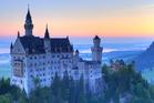 Neuschwanstein is Bavaria's best-known castle and the model for Disneyland. Photo / Thinkstock