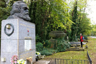Highgate Cemetery's most famous