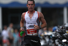 Ten-time Ironman New Zealand champion Cameron Brown is going to put the theory that life begins at 40 to the ultimate test this weekend. Photo / Getty Images.