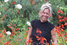 Herbalist Helen Elscot takes Weed Walks around Waiheke Island. Photo / Supplied