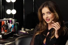Miranda Kerr talks about the art of seduction in the Victoria's Secret video.