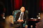 Lei Jiang says Shanghai Pengxin plans investments in infrastructure, vineyards, forestry and real estate. Photo / Chris Gorman