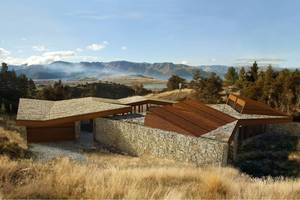 The 'C3 House' is 100 per cent recyclable at the end of its life. Photo / Supplied