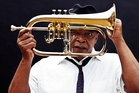 South African trumpet payer Hugh Masekela has been named as one of the headliners of next year's Womad festival. Photo / Supplied
