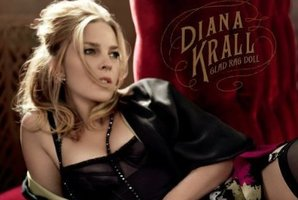 Album cover for Glad Rag Doll by Diana Krall. Photo / Supplied