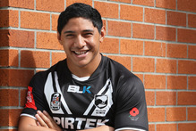 Jason Taumalolo made his decision to stick with the Kiwis in consultation with his parents. Photo / Getty