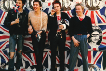 The Sex Pistols. Photo / Supplied