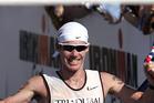 Cameron Brown came second at Kona-Kailua in 2005. Photo / Elaine Thompson