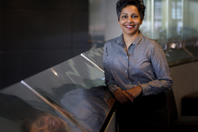 Associate Professor Rhema Vaithianathan led an Auckland University study using past data to predict child abuse. Photo / Sarah Ivey