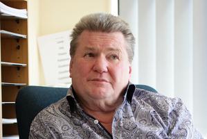 Grahame Thomas. Photo / APN