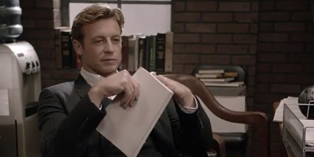 Simon Baker in the new National Bank- ANZ merger ad campaign. Screen grab from YouTube.