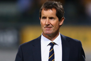 Wallabies coach Robbie Deans. Photo / Getty Images