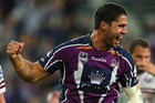 Jesse Bromwich had given up hope of a career in league. Photo / Getty Images