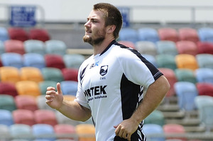 Kieran Foran. Photo / Getty Images