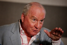 Alan Jones. Photo / AP 