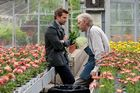 Bradley Cooper and Jeremy Irons in a scene from 'The Words.' Photo / Supplied