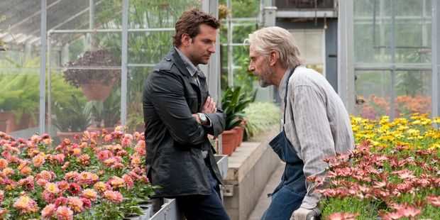 Loading Bradley Cooper and Jeremy Irons in a scene from 'The Words.' Photo / Supplied