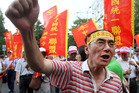 The islands in the East China Sea have sparked protests in Taiwan and China. Photo / AP