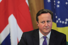 Britain's Prime Minister David Cameron. Photo / AP file
