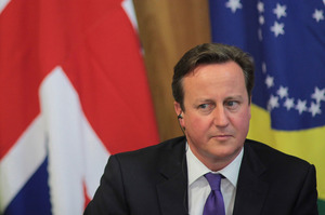 Britain's Prime Minister David Cameron. Photo / AP file