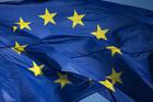 A European Union flag. Photo / AP