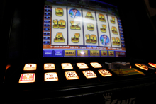 Thousands of dollars stolen from an elderly women were fed into pokie machines. File photo / Christine Cornege