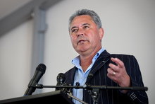 John Tamihere confirmed applying to become a member of the Labour Party. Photo / Natalie Slade 