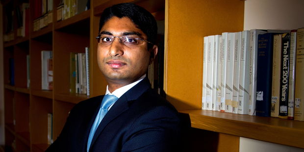 Shamubeel Eaqub, principal economist for NZIER. Photo / Marty Melville