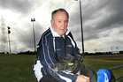 Huntley trainer Denis Schofield has qualified three finalists. Photo / Martin Sykes