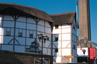 The Shakespeare Globe Theatre. Photo / Supplied
