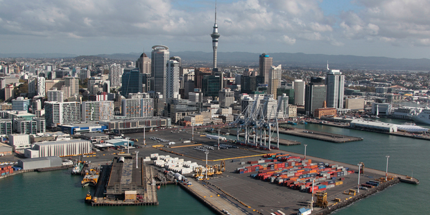 Auckland listed as second highest in advertised job numbers at 31 percent, behind Canterbury. Photo / Brett Pibbs